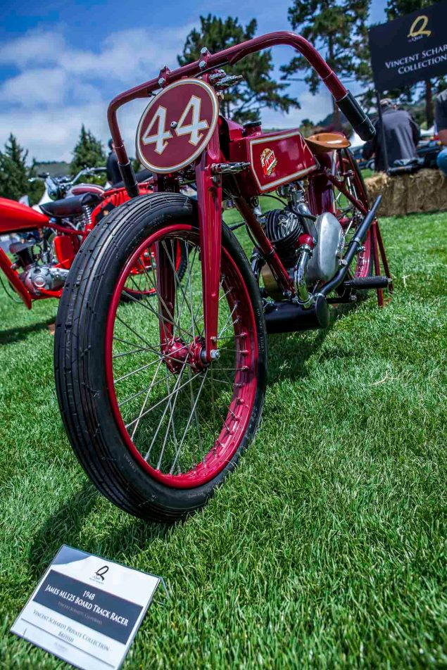 At the Sixth Annual Quail Motorcycle Gathering quail lodge gathering 24 635x952