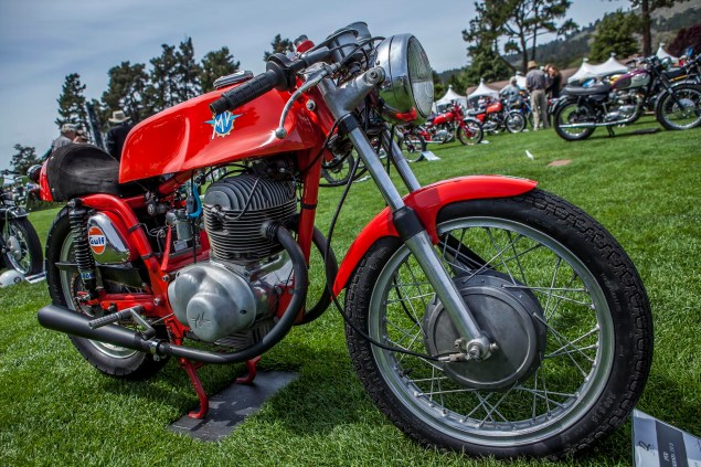 At the Sixth Annual Quail Motorcycle Gathering quail lodge gathering final2 11 635x423