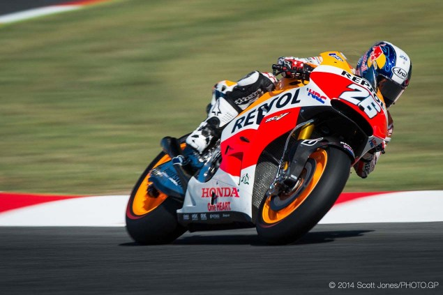 MotoGP: Qualifying Results from Catalunya 2014 Catalan GP MotoGP Saturday Scott Jones 04 635x423