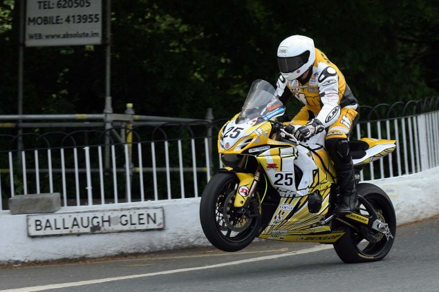 IOMTT: Ballaugh Bridge with Richard Mushet 2014 Isle of Man TT Ballaugh Bridge Richard Mushet 16 635x423