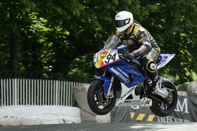 IOMTT: Ballaugh Bridge with Richard Mushet 2014 Isle of Man TT Ballaugh Bridge Richard Mushet 26 635x423