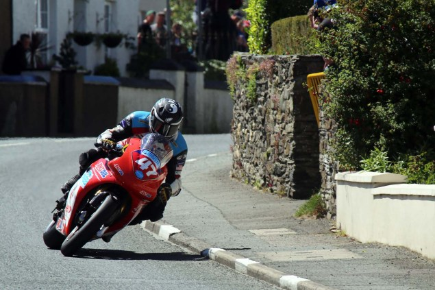 IOMTT: Ballaugh with Richard Mushet 2014 Isle of Man TT Ballaugh Richard Mushet05 635x423