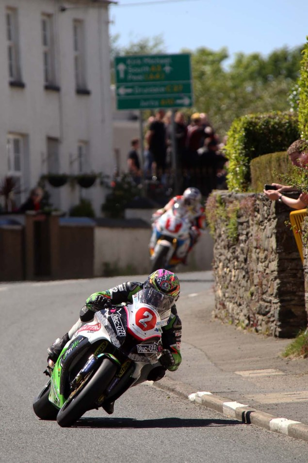 IOMTT: Ballaugh with Richard Mushet 2014 Isle of Man TT Ballaugh Richard Mushet13 635x952