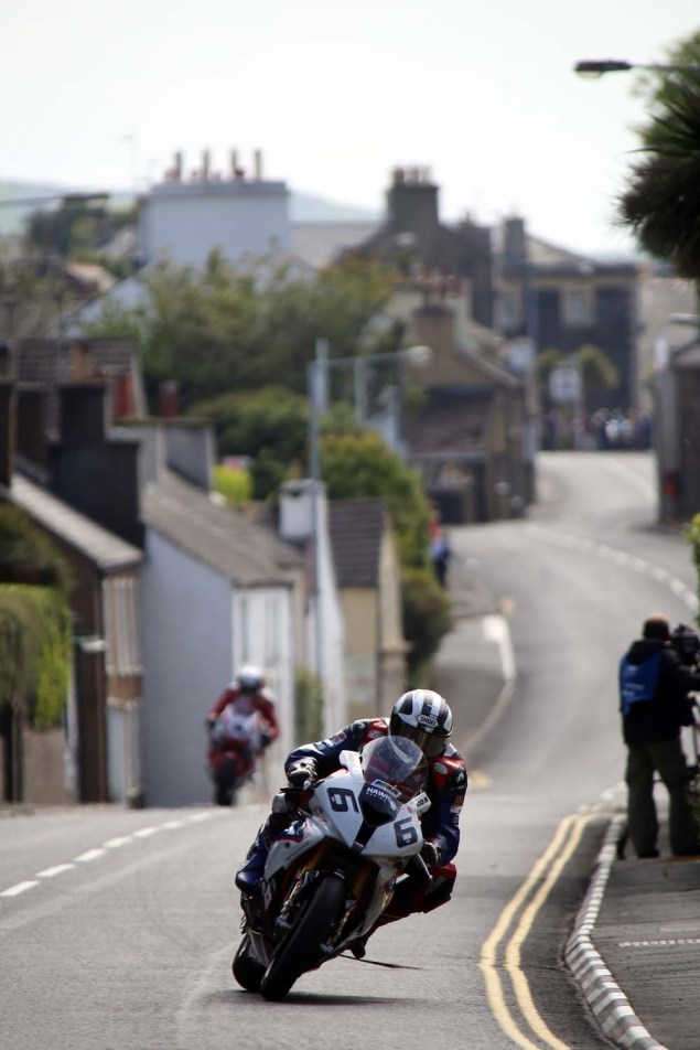 IOMTT: Kirk Michael with Richard Mushet 2014 Isle of Man TT Kirck Michael Richard Mushet 11 635x952