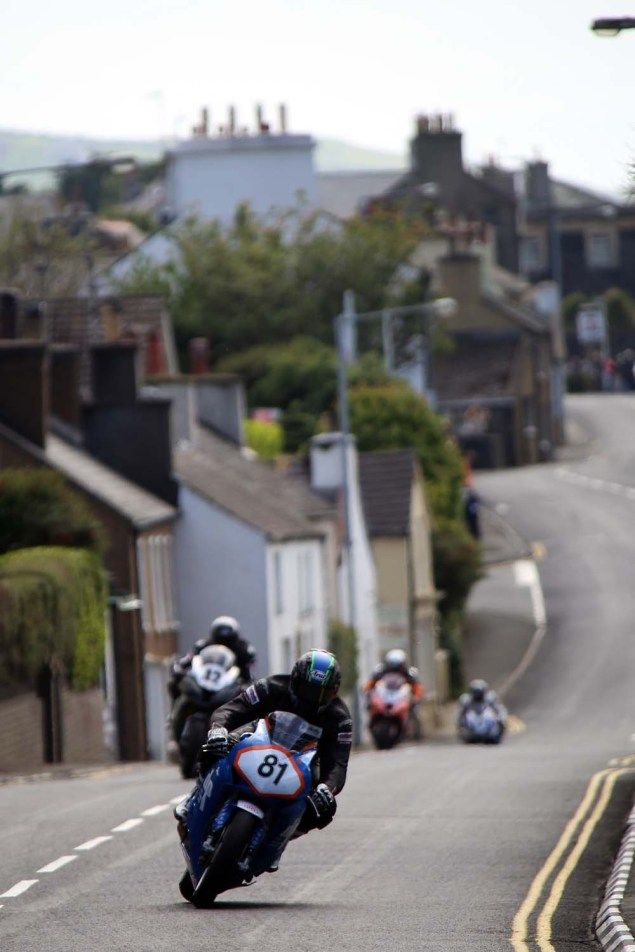 IOMTT: Kirk Michael with Richard Mushet 2014 Isle of Man TT Kirck Michael Richard Mushet 13 635x952