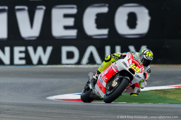 Thursday at Assen with Tony Goldsmith 2014 Thursday Dutch TT Assen MotoGP Tony Goldsmith 06 635x422