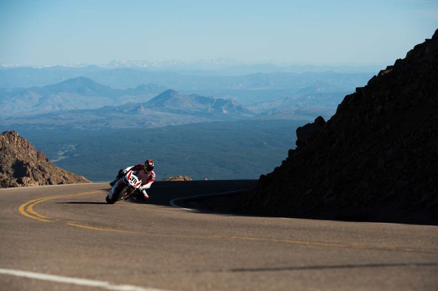 Thursday at Pikes Peak with Jamey Price 2014 Thursday Pikes Peak International Hill Climb Jamey Price 06 635x422