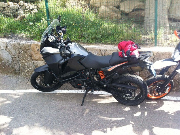Updates Coming for the 2015 KTM 1190 Adventure? 2015 KTM 1190 Adventure 05 635x474