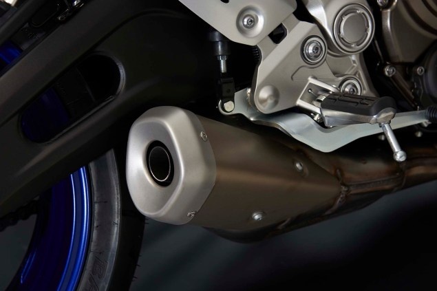 Dont Call It the MT 07, Yamaha FZ 07 Coming to the USA 2015 Yamaha FZ 07 details 05 635x423