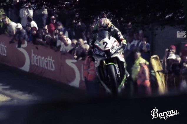 Teaser: Baron von Grumble Goes to the Isle of Man TT Baron von Grumble isle of man tt teaser 635x423