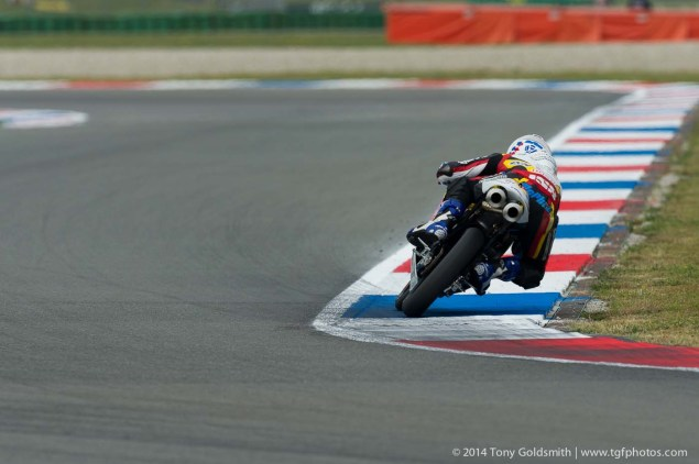 Friday at Assen with Tony Goldsmith Friday Assen MotoGP 2014 Dutch TT Tony Goldsmisth 02 635x422