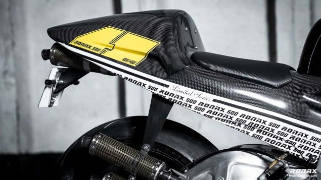 Ronax 500   Your Modern 500cc Two Stroke Track Bike Ronax 500 launch 09 635x357
