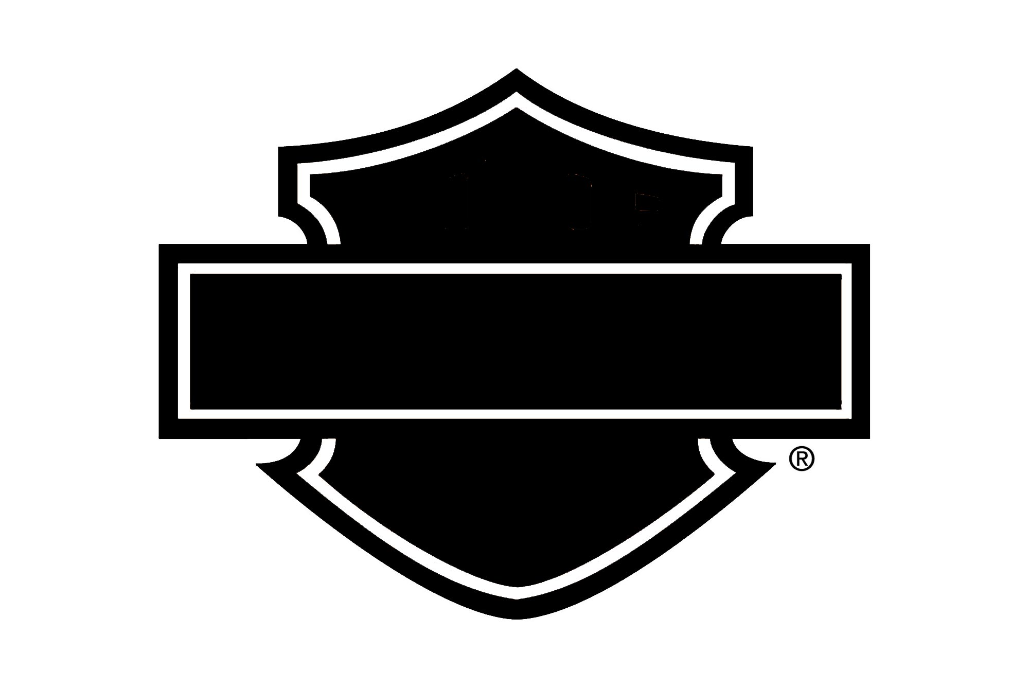 логотип харлей: