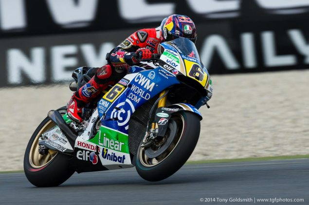 LCR Honda Gets New Sponsor   Readying a Two Bike Team? stefan bradl lcr honda assen tony goldsmith 635x422