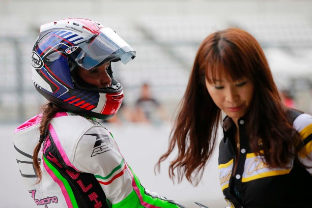 Shez Racing at Suzuka    When a Plan Comes Together ShezRacing Suzuka 4 Hours Shelina Moreda test 03 635x423