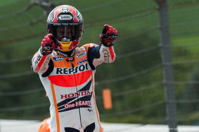 Rating the MotoGP Riders Mid Season   Part 1: The Top 8, From Marc Marquez to Andrea Iannone Sunday Sachsenring MotoGP German GP Tony Goldsmith 08 635x422
