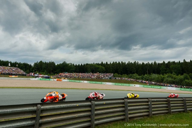 Sunday at Sachsenring with Tony Goldsmith Sunday Sachsenring MotoGP German GP Tony Goldsmith 15 635x422