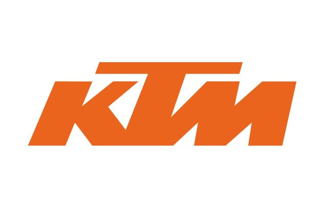 KTM Announces Plans to Enter MotoGP in 2017 with a V4 Powered KTM RC16 Race Bike ktm logo 635x408