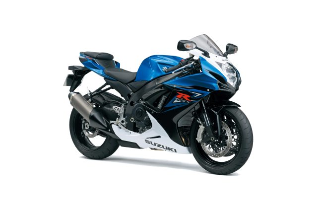 More Power for the Suzuki GSX R600 & GSX R750 in 2015? 2014 suzuki gsx r600 635x423