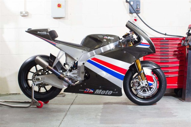 DR Moto   The Ultimate Yamaha R1 Track Bike DR Moto track bike 04 635x423