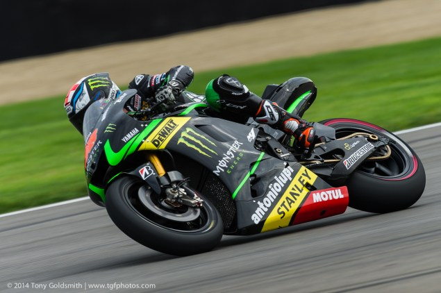 The Pressure of Contracts: Bradley Smith Explains How a  New Tech 3 Deal Helped Him Ride Better Friday Indianapolis MotoGP Indianapolis GP Tony Goldsmith 10 635x422