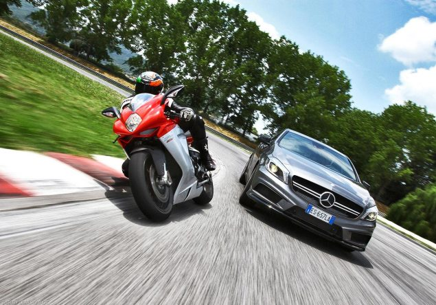 Mercedes AMG to Take a Minority Interest in MV Agusta? mercedes amg mv agusta 635x444