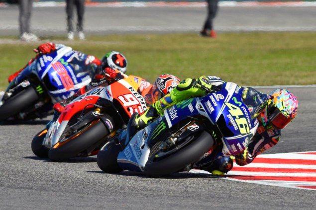 MotoGP: Race Results from Misano valentino rossi san marino gp movistar yamaha 635x423