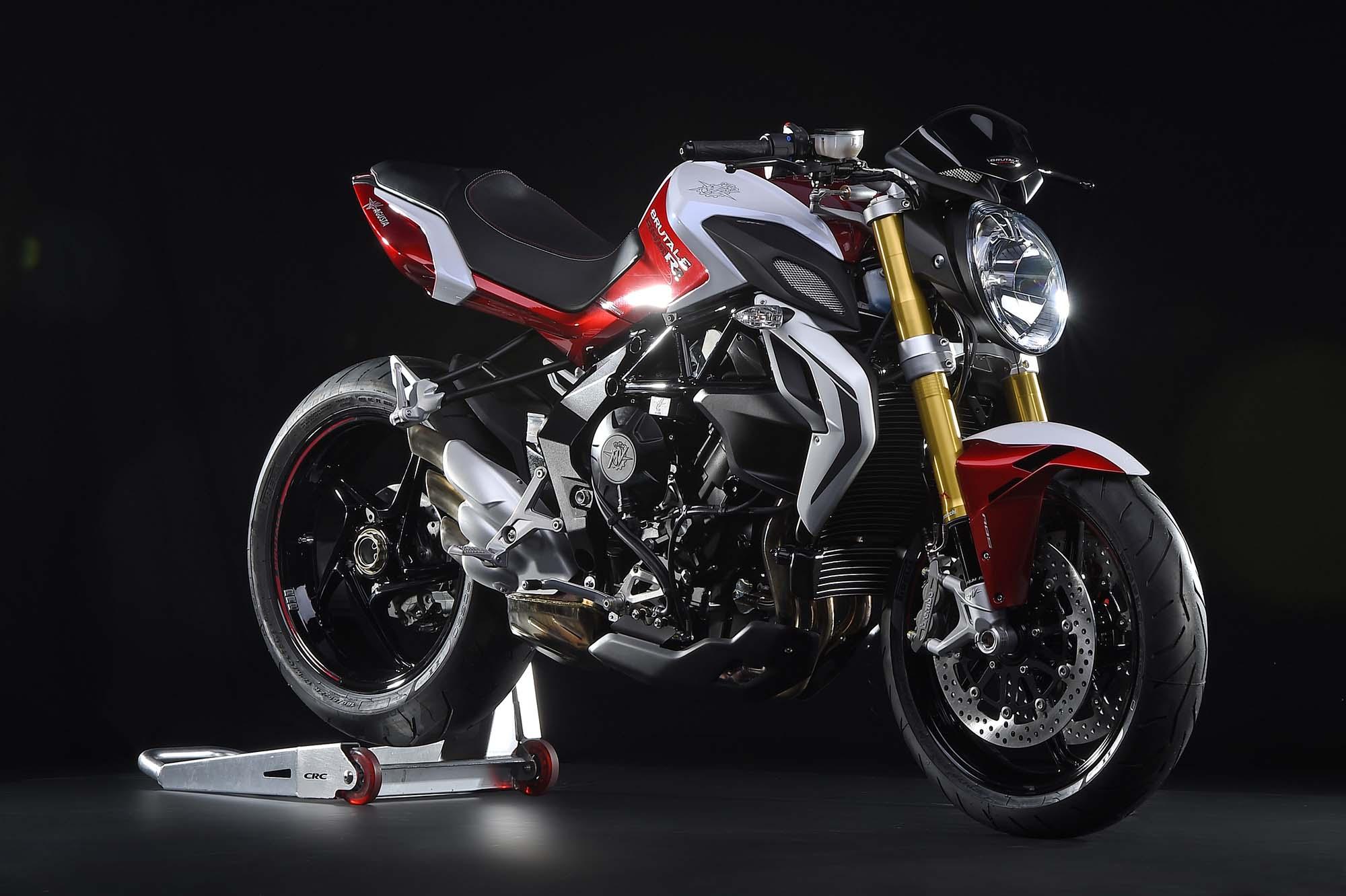 MV Agusta Br... Ducati Monster India
