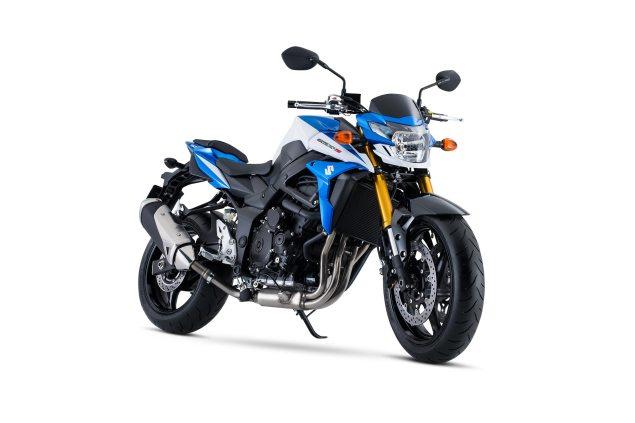 2015 Suzuki GSX S750    Budget Middleweight Streetfighter 2015 Suzuki GSX S750Z USA 1 635x423