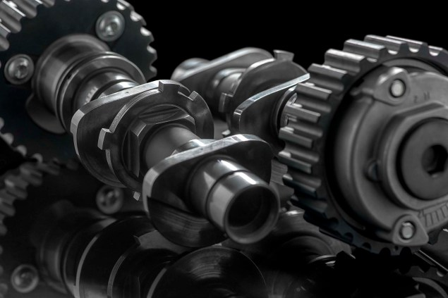 Ducati Announces DVT    Desmodromic Variable Timing Ducati testastretta DVT Desmodriomic valve timing 07 635x423