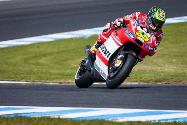 Saturday Summary from Phillip Island: The Rufea Team, Winning Attitude, & The Secret of Riding the Ducati Saturday MotoGP Phillip Island Scott Jones 16 635x423