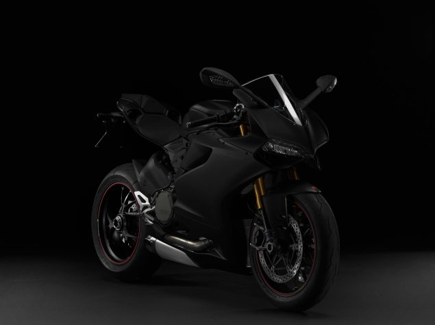 Watch Ducati Unveil Its 2015 Models Right Here ducati 1199 dark 635x475