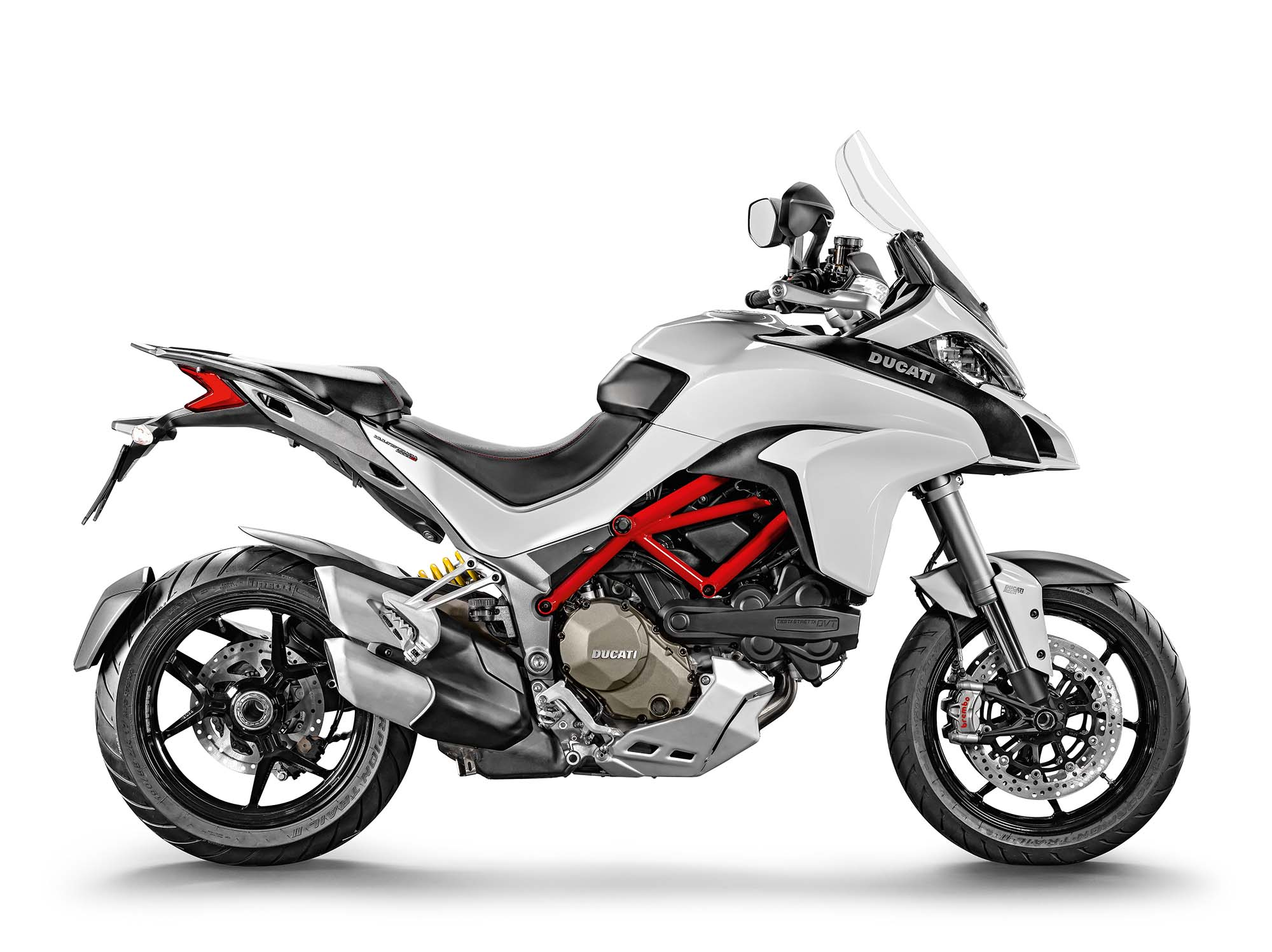 2015 ducati multistrada 1200 a new face in adv asphalt