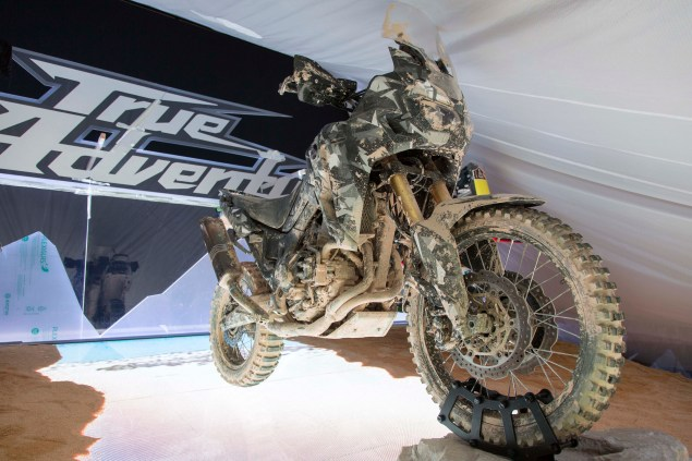 Honda Begins to Hype Its True Adventure  2015 Honda Africa Twin True Adventure Prototype 04 635x423