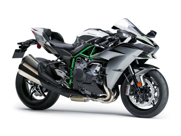 Kawasaki Ninja H2   The Ultimate Street Bike? 2015 Kawasaki Ninja H2 28 635x476