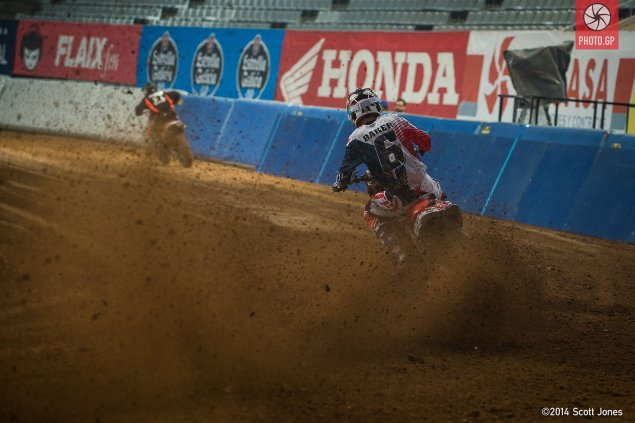 Friday at the Superprestigio with Scott Jones Superprestigio 2014 Friday Brad Baker 2 635x423