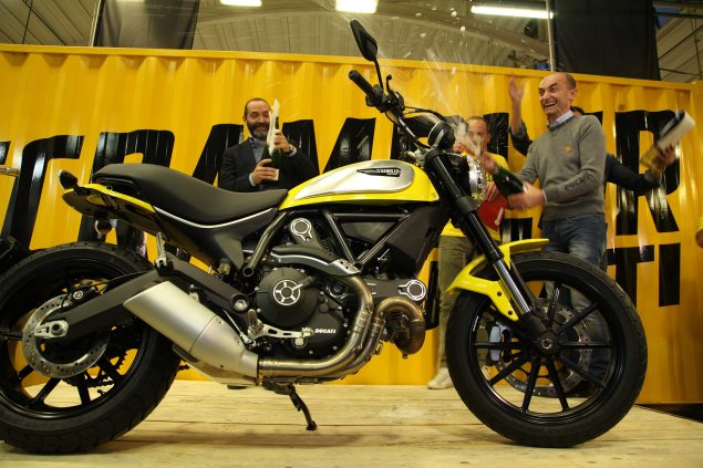 Ducati Scrambler Begins Production in Italy scrambler ducati production 635x423