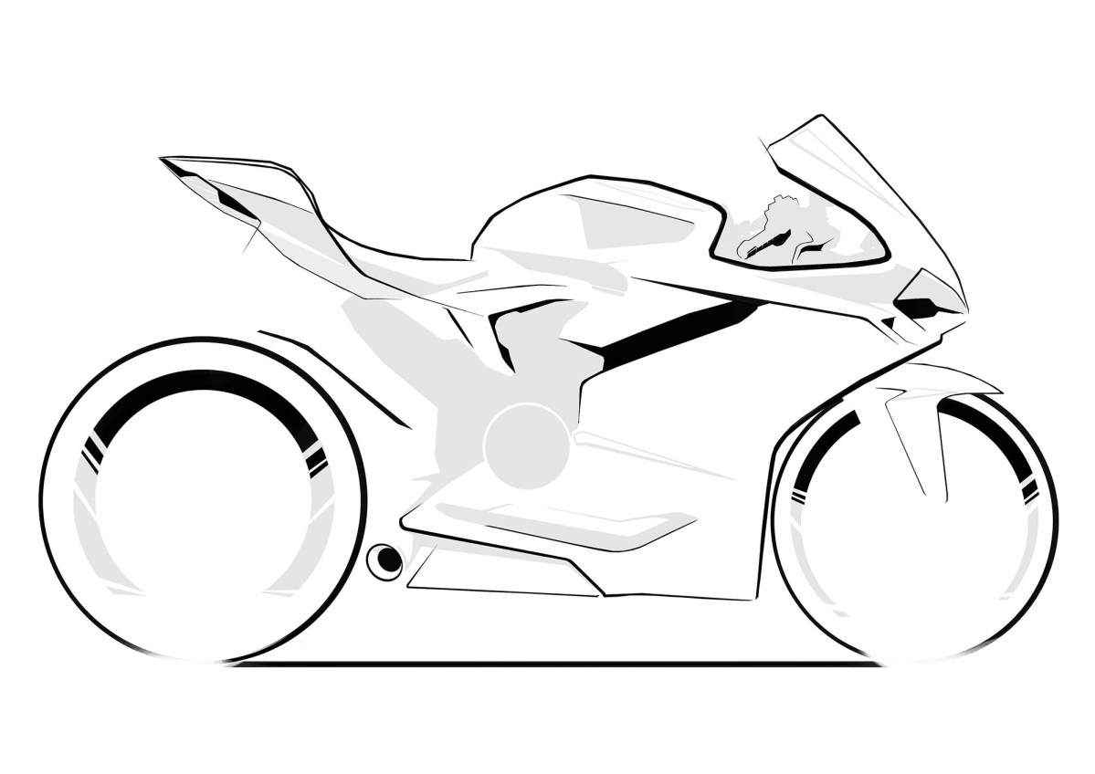 Rumor: Is Ducati Working on a Four-Cylinder Superbike?