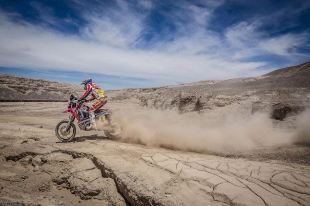 joan-barreda-Stage-10-HRC-2015-Dakar-Rally