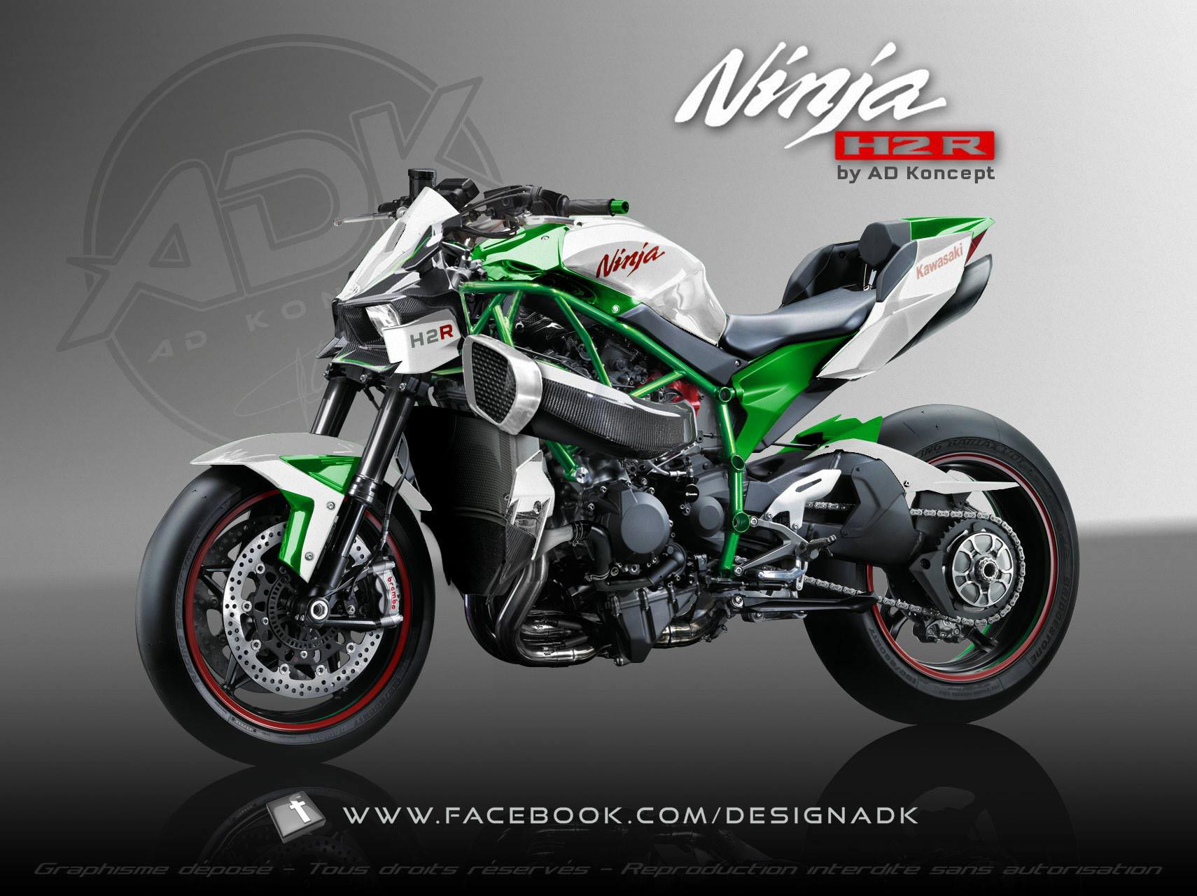 kawasaki ninja h2r archives asphalt rubber. Black Bedroom Furniture Sets. Home Design Ideas
