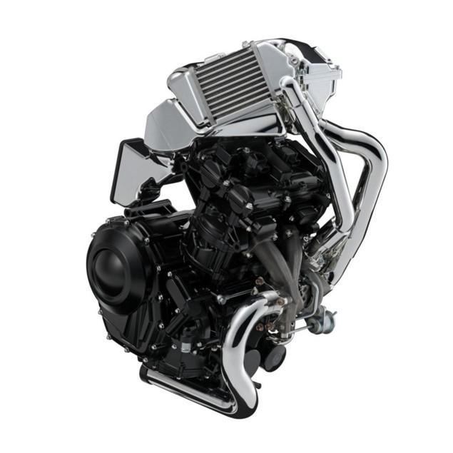 Suzuki-EX7-Recursion-turbcharged-intercooled-engine