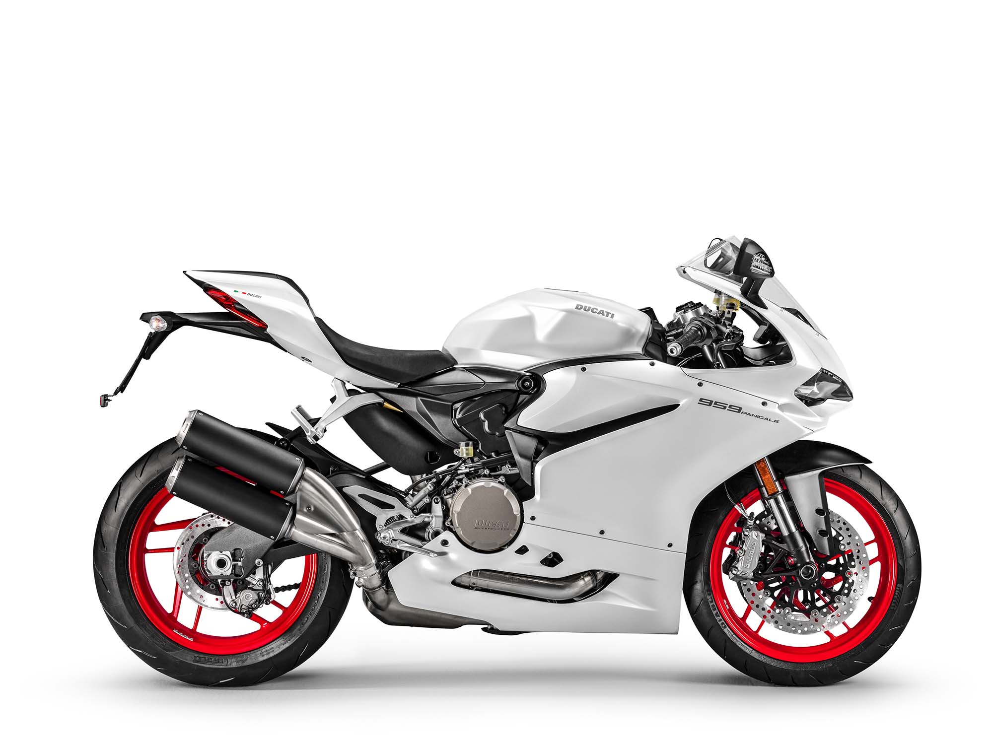 ducati 959 panigale gets normal exhaust for usa. Black Bedroom Furniture Sets. Home Design Ideas