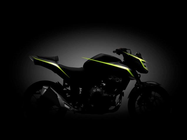 Media Advisory: 2016 Honda CB500F Preview Images