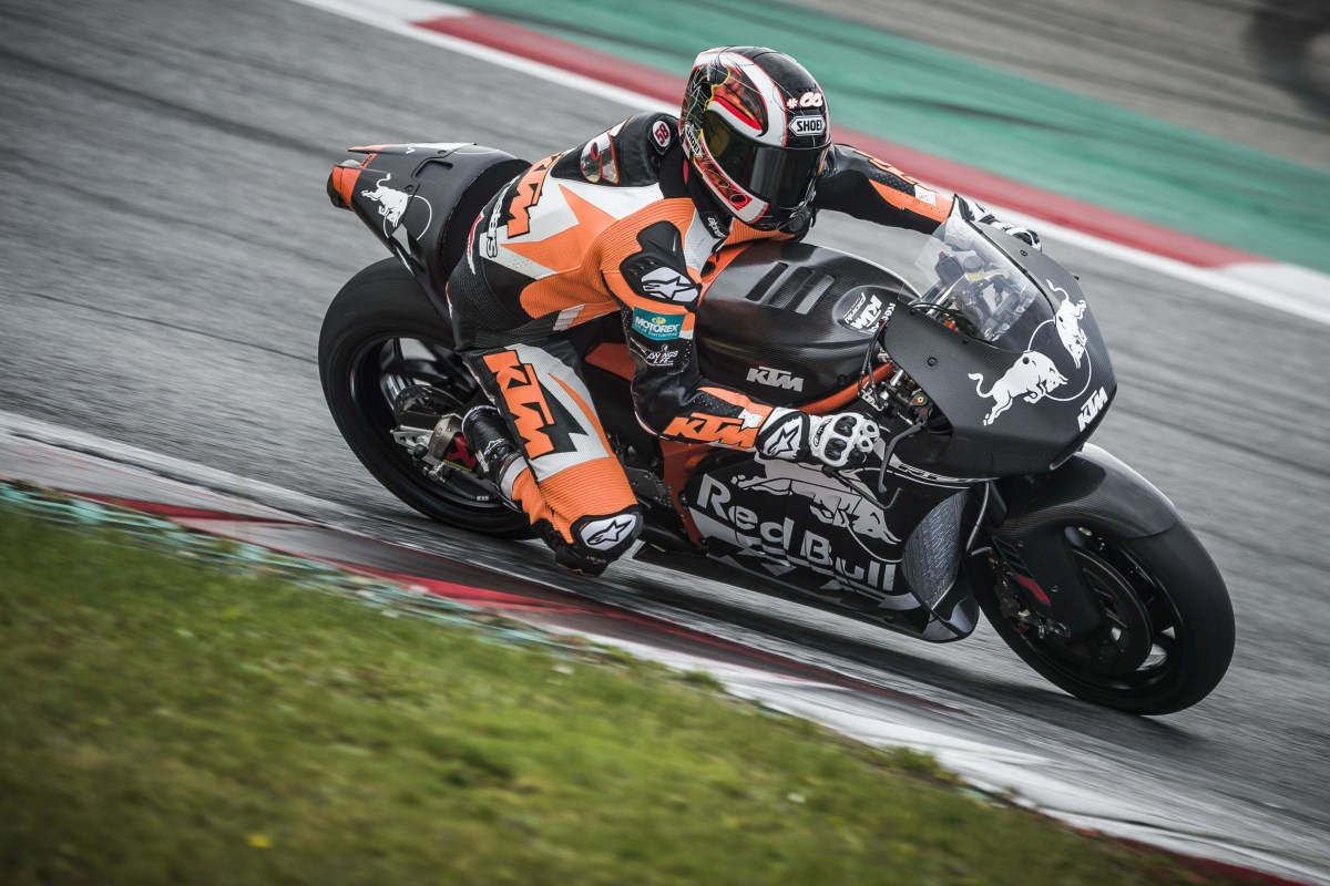 XXX: Even More Photos of the KTM RC16