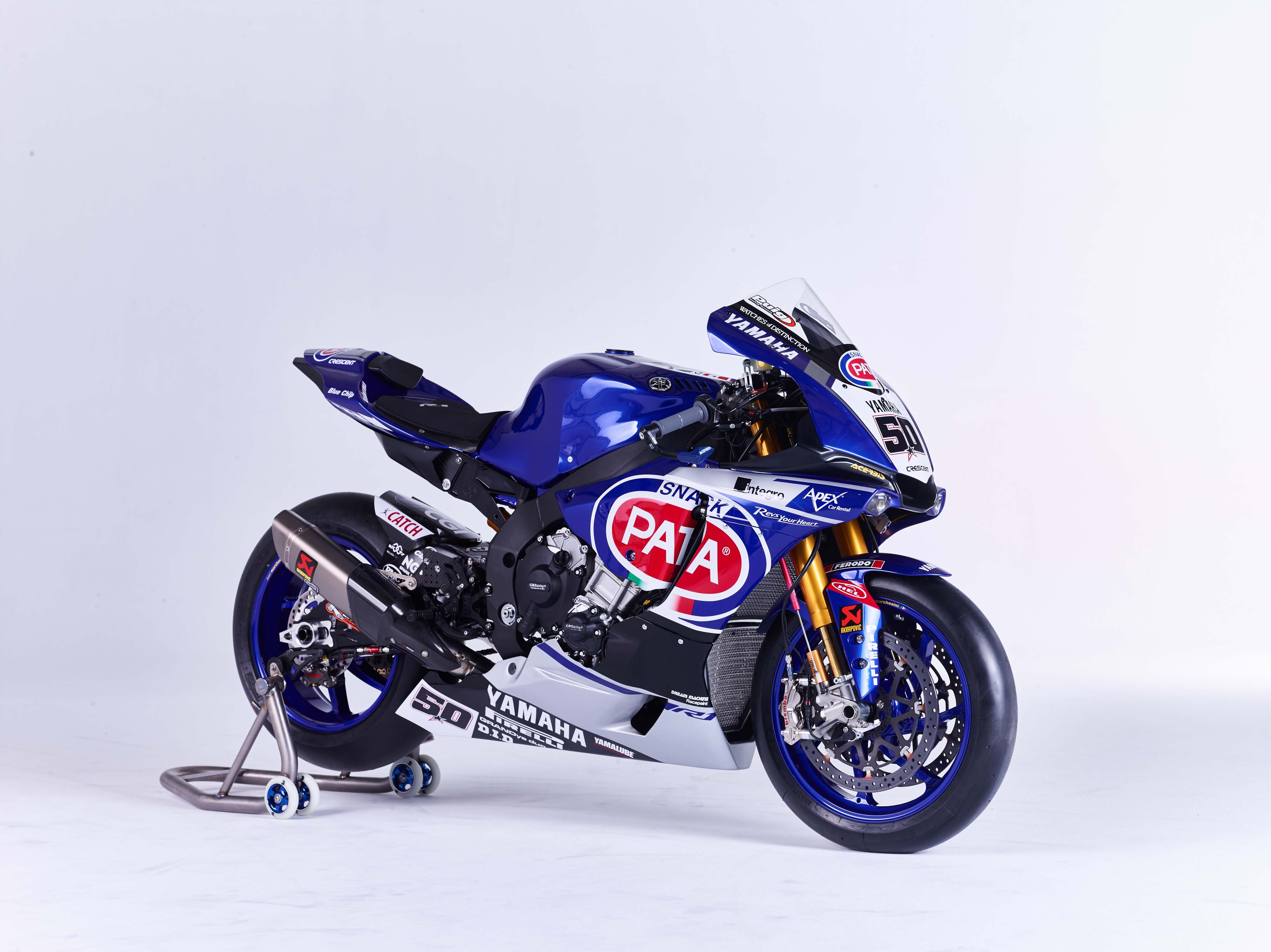 Honda Of Troy >> The 2016 Yamaha YZF-R1 Is Ready for WSBK Duty