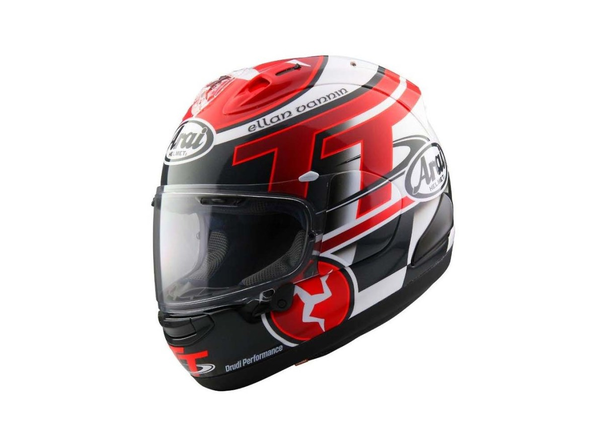 Arai Unveils Its 2016 Limited Edition Isle of Man TT Helmet