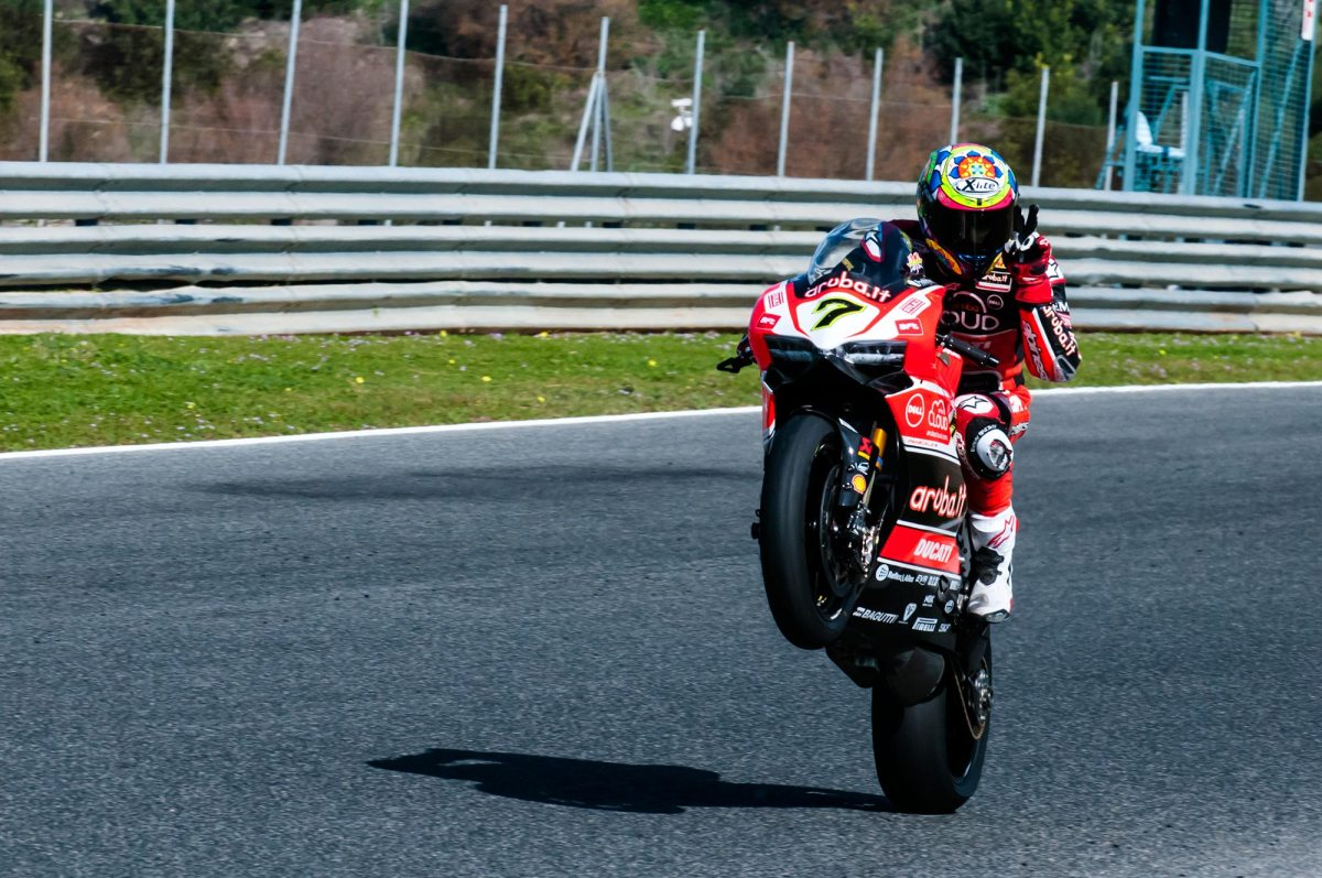 Paddock Pass Podcast – Episode 17 – Jerez WSBK Test