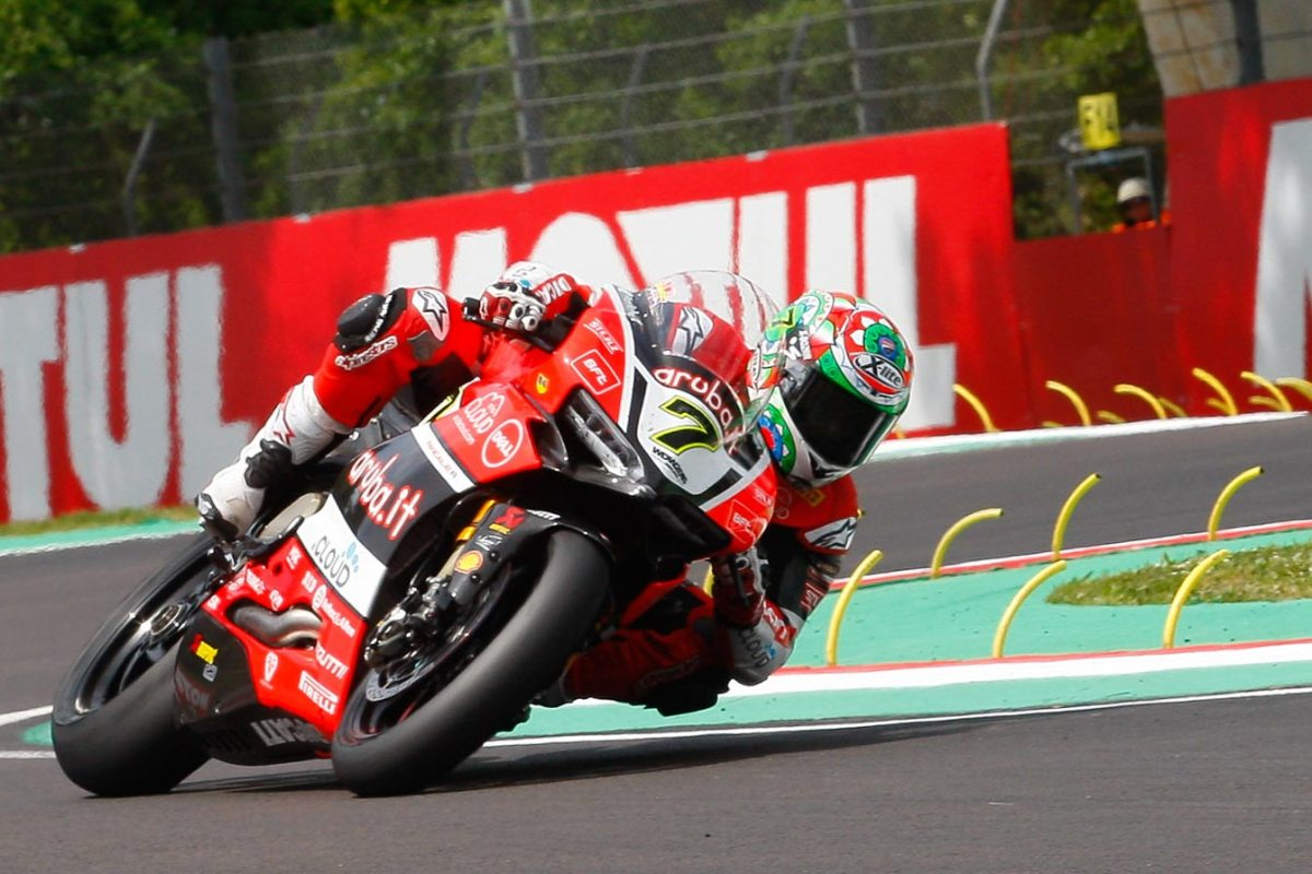 World Superbike Race Results from Imola – Race 1