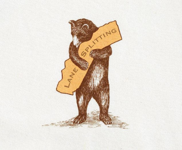 california-lane-splitting-bear