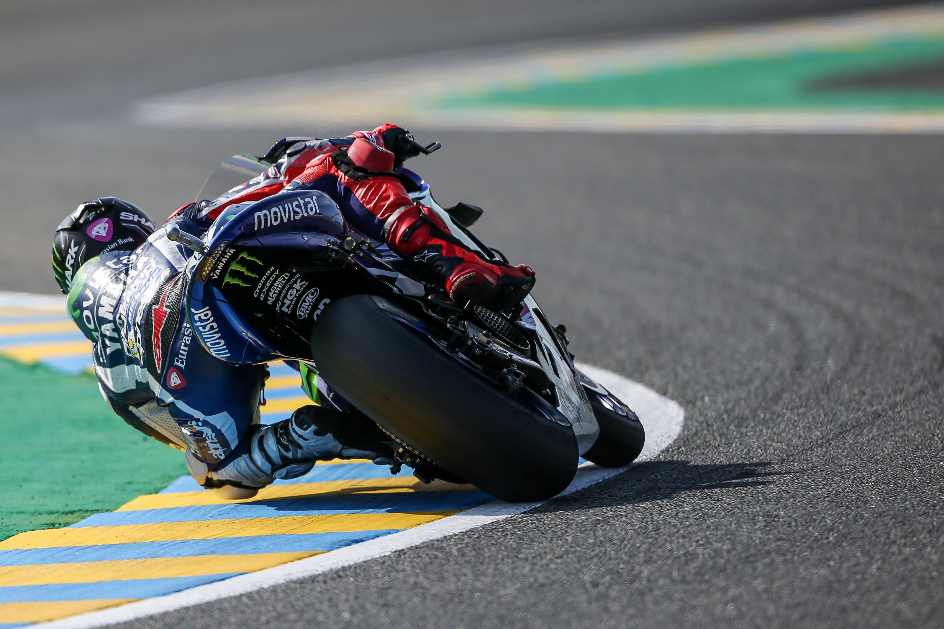 MotoGP Qualifying Results from Le Mans